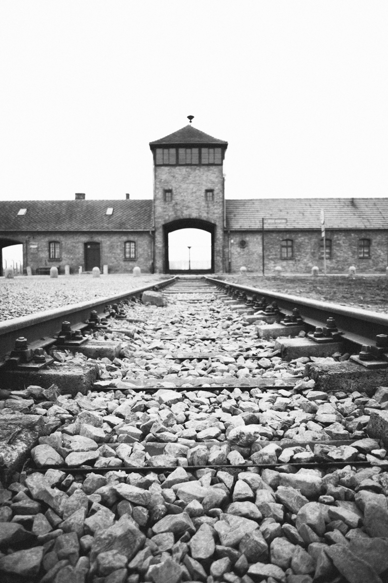 foto's van Auschwitz