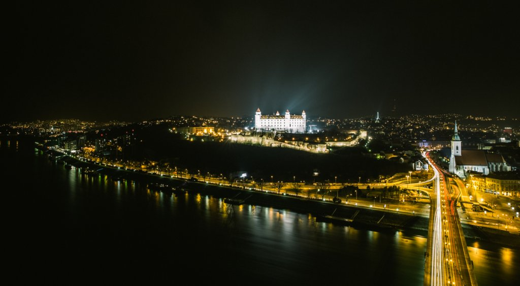Bratislava, een beetje het Polen der Hoofdsteden