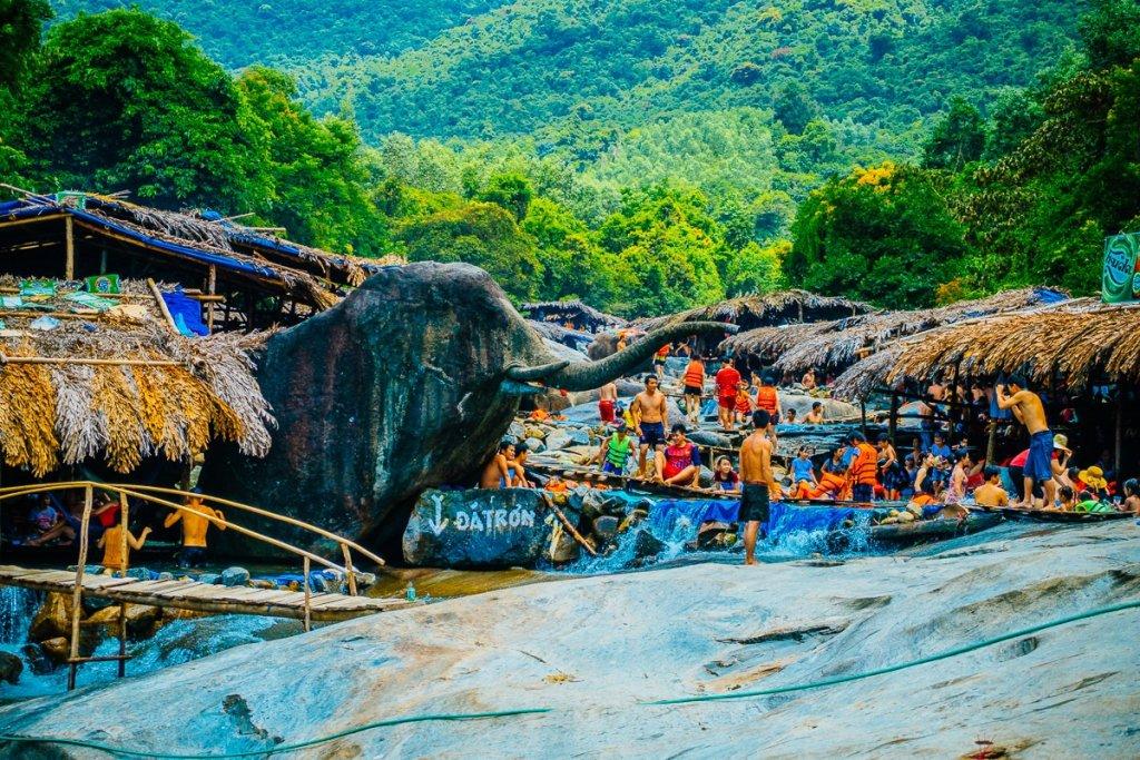vietnam en thailand bezoeken