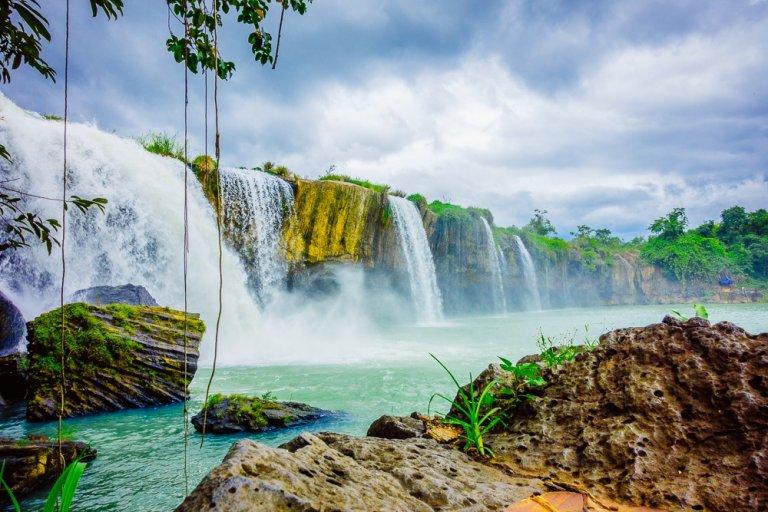 Vietnam waterval