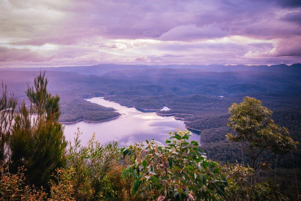 wat doen blue mountains australie