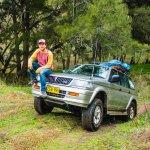 koop een 4x4 in Australie