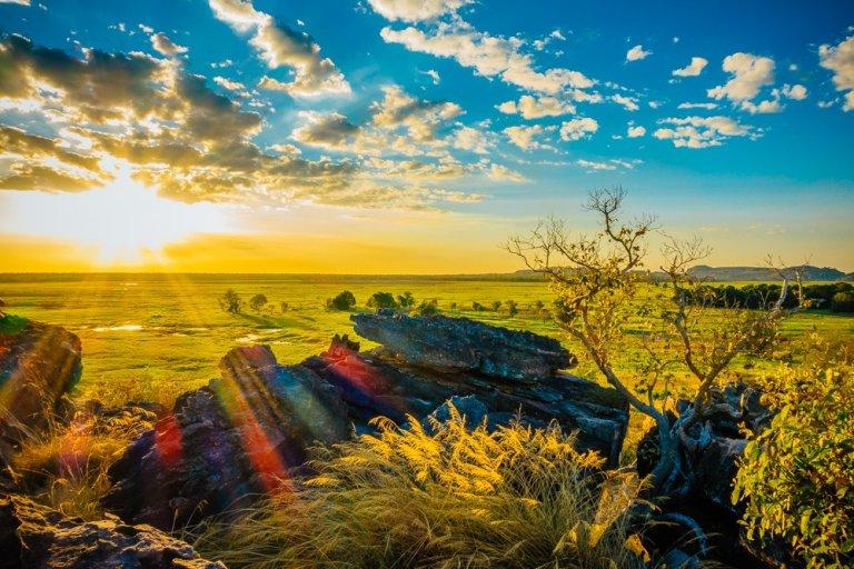 roadtrip Litchfield Kakadu National Park en Katherine Nitmiluk
