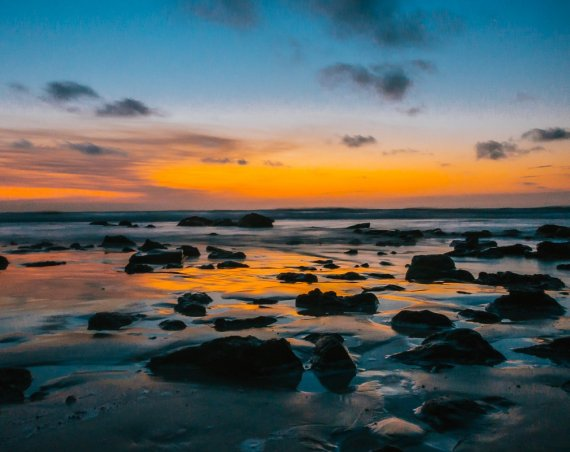 cairns zonsondergang