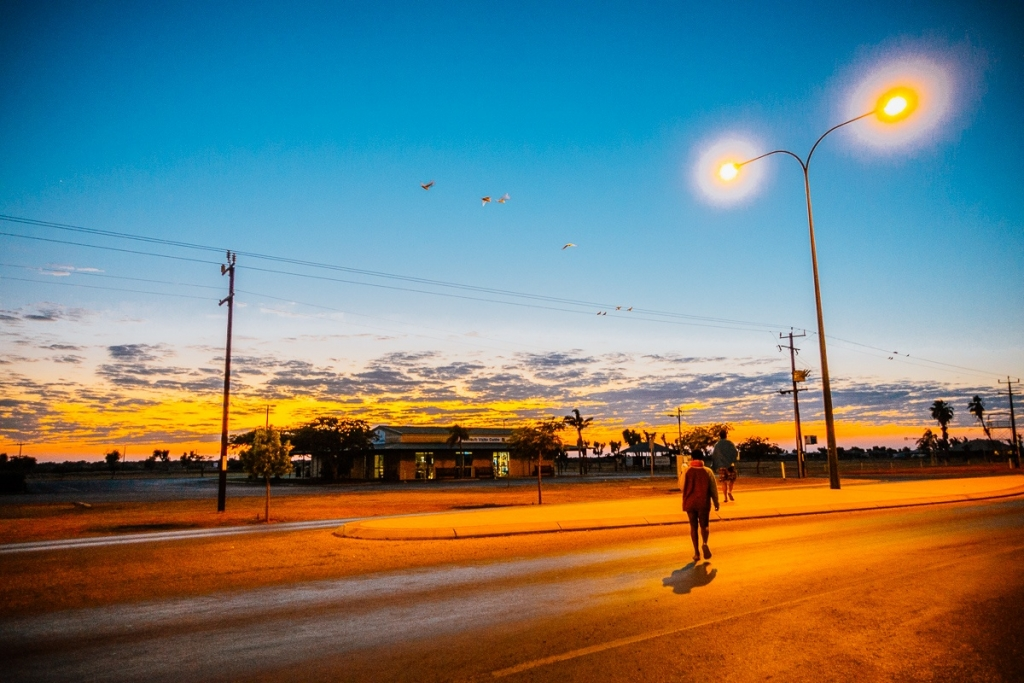 roadtrip west kust australie