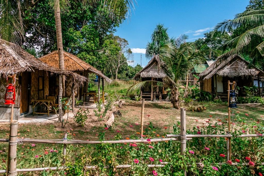 eilanden van thailand bezoeken