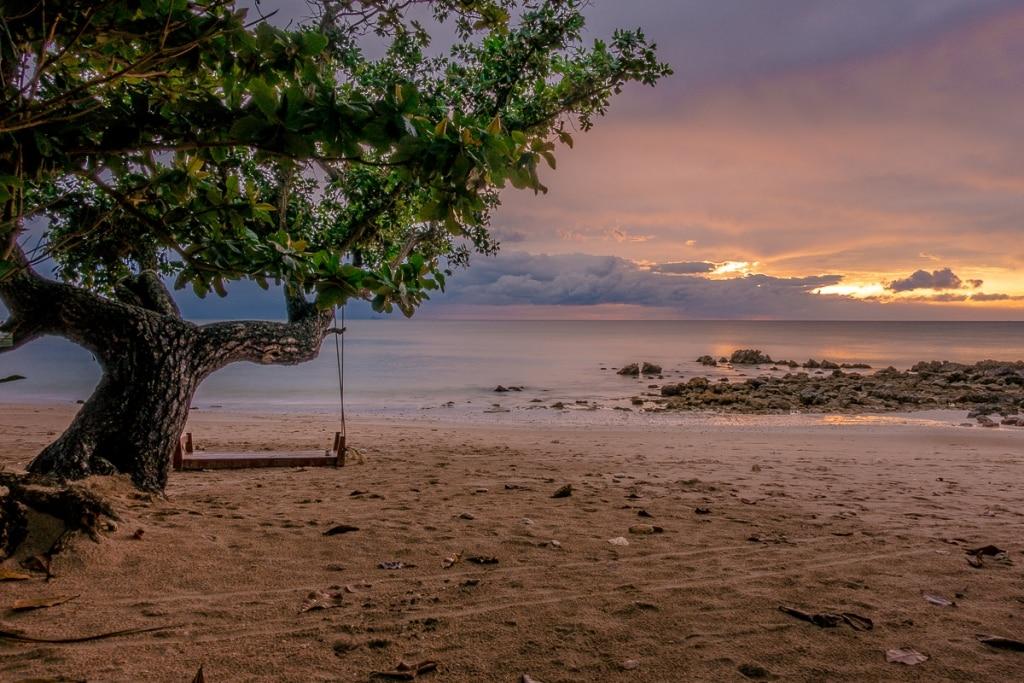 welk eiland bezoeken thailand