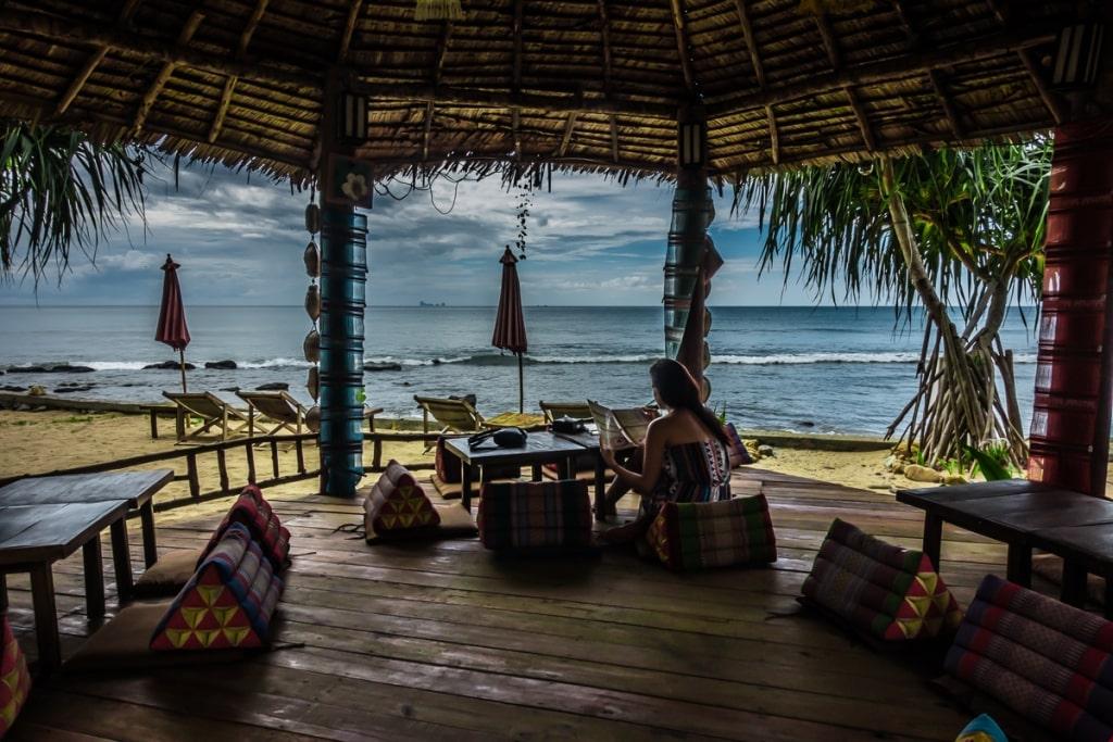 krabi eilanden thailand