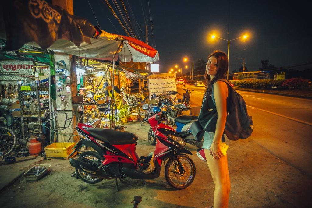 khao sok in thailand en chiang mai
