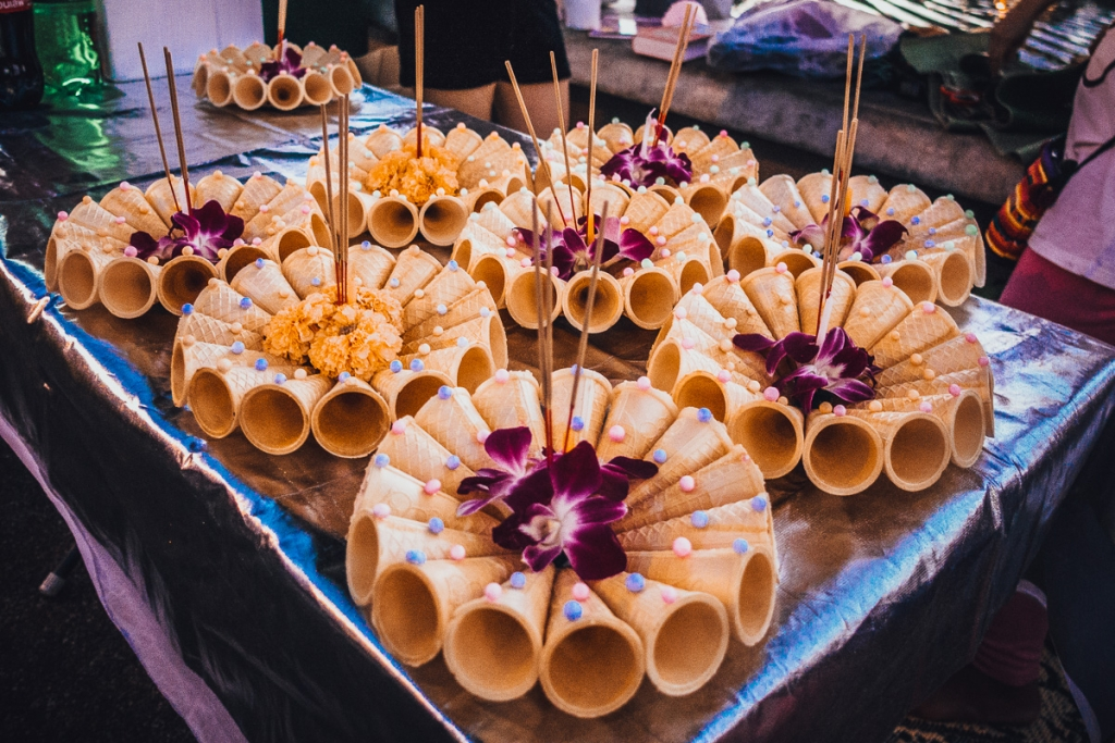street food thailand vietnam