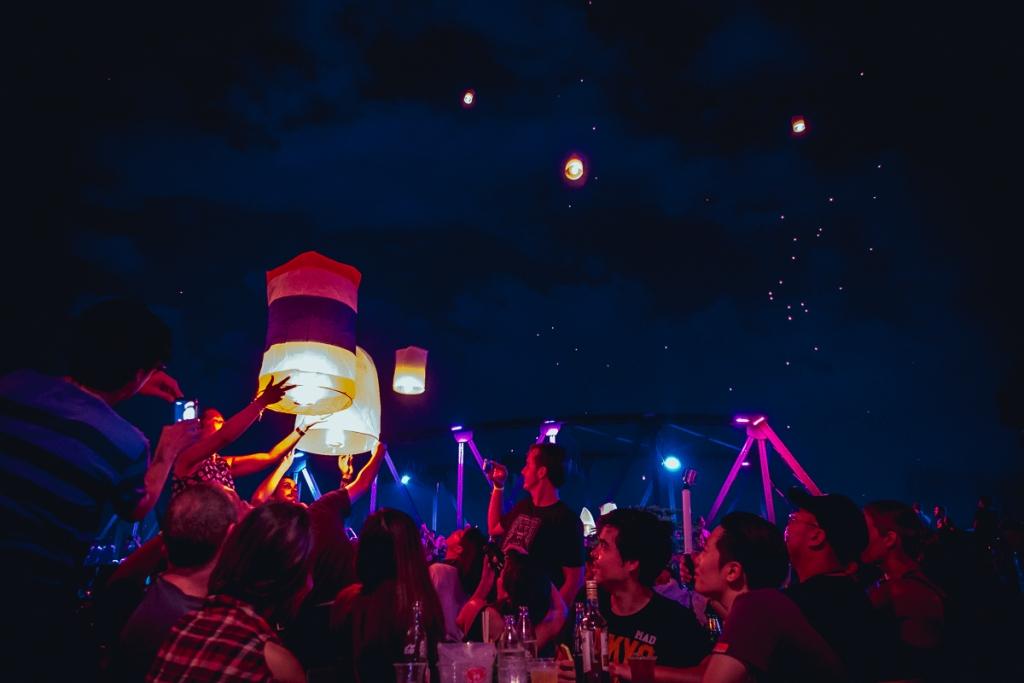 licht festival chiang mai