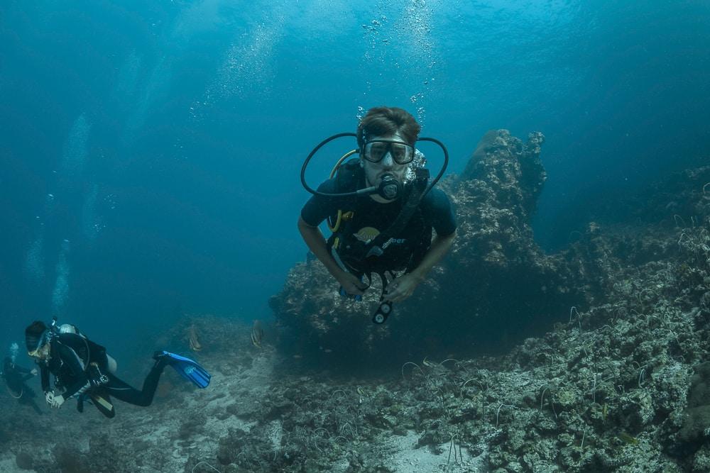 duik vakanties thailand