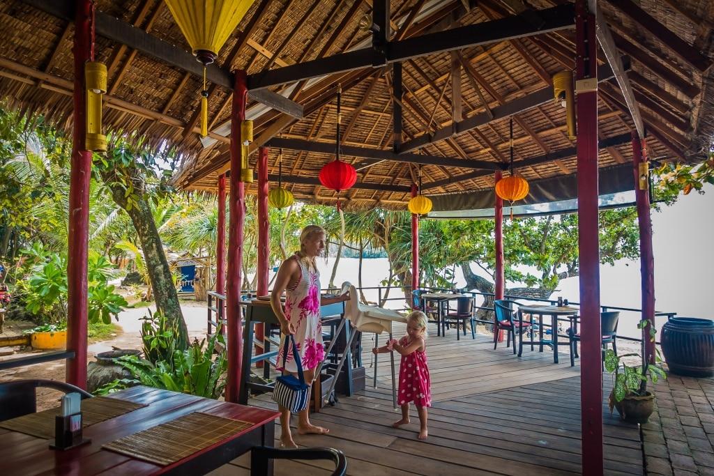 welke eilanden bezoeken thailand