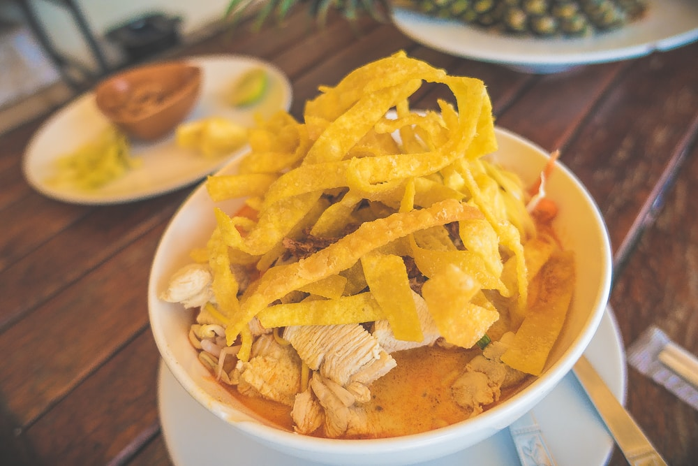 lekker eten in thailand