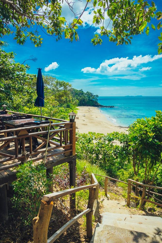 welke eilanden in thailand