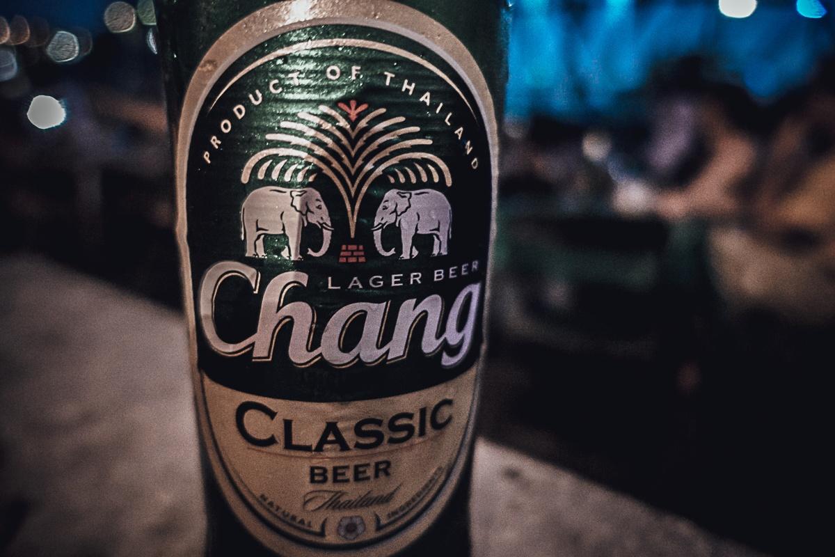 Telt bier ook als streetfood van azie?