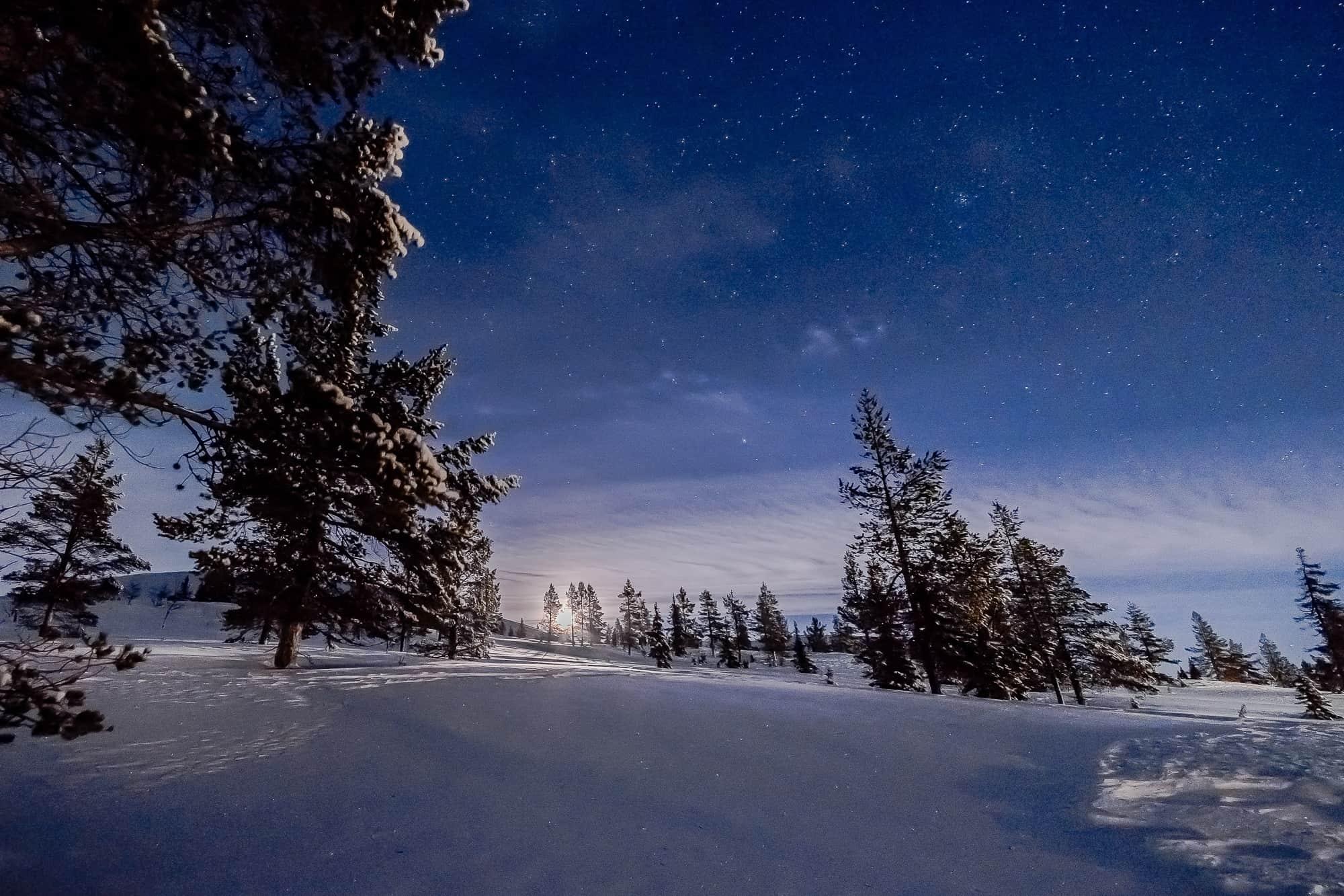 Lapland noorderlicht