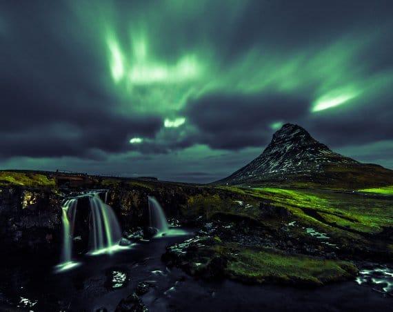 Kirkjufell Ijsland reisblog
