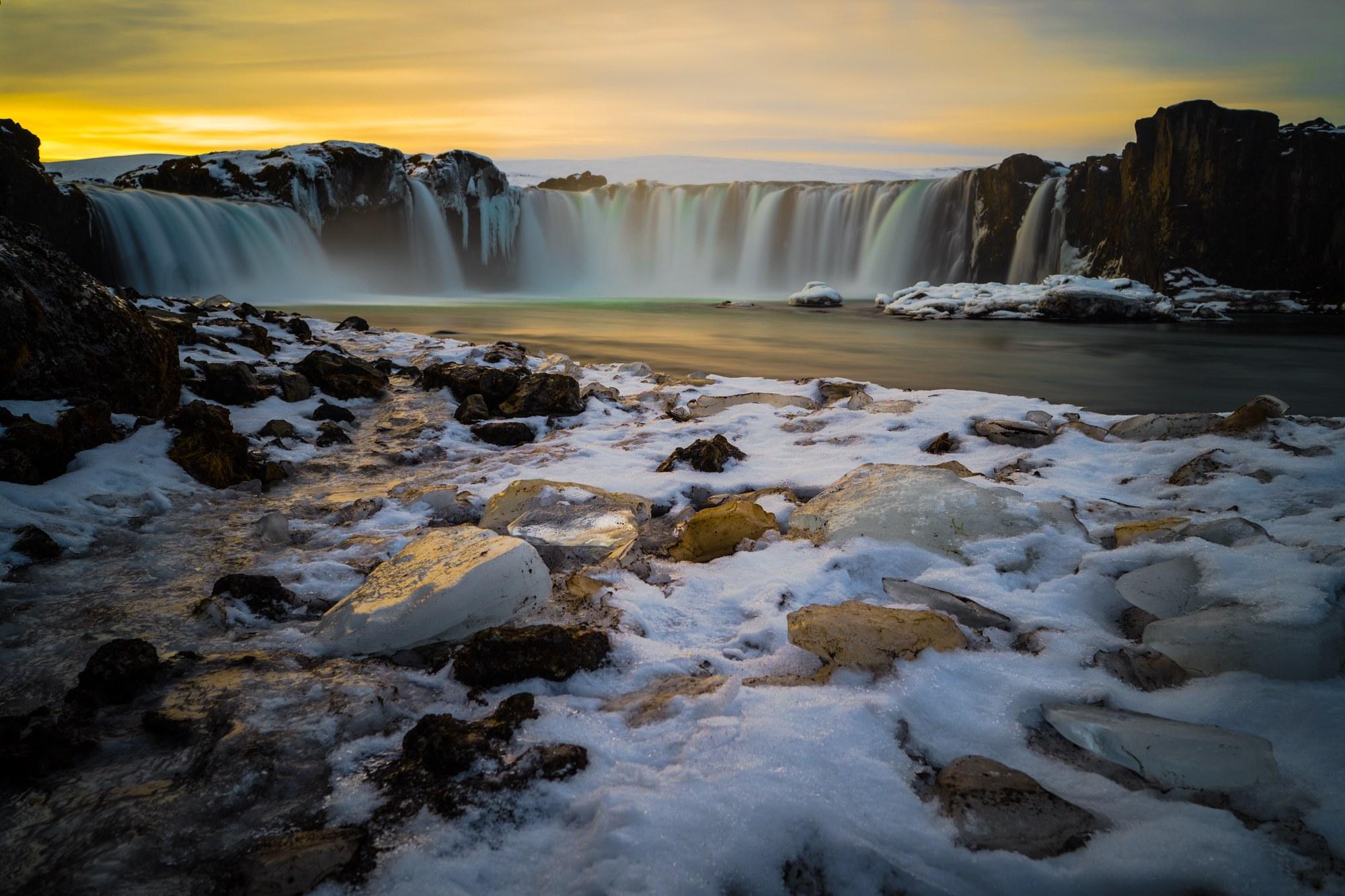 Foto's van IJsland: Godafoss, IJsland