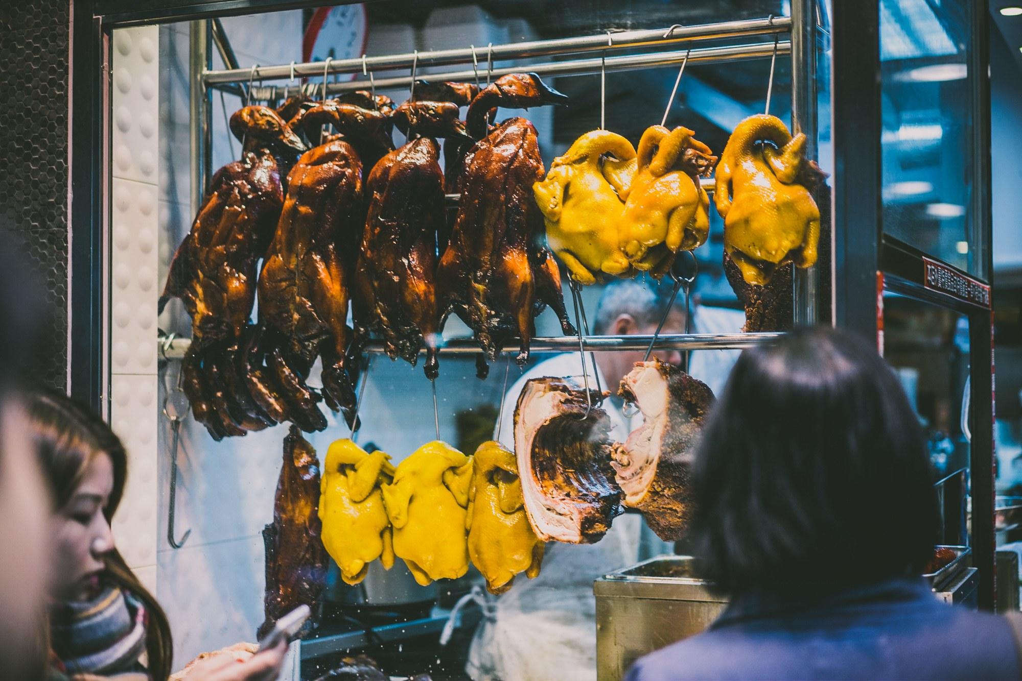 Hong Kong streetfood