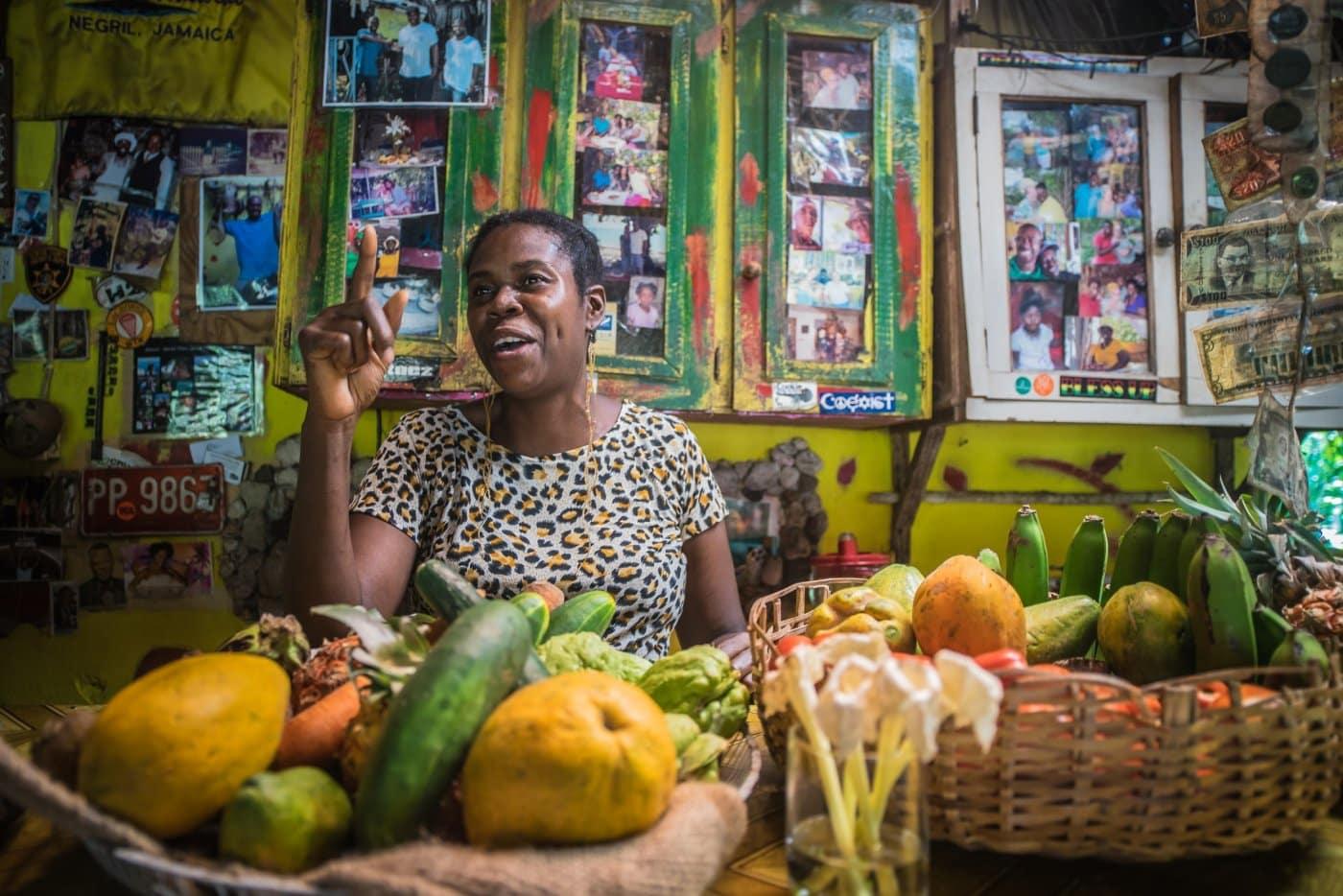 Portretfotografie Jamaica