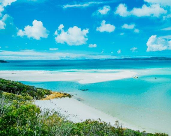 Whitsunday Eilanden Australie