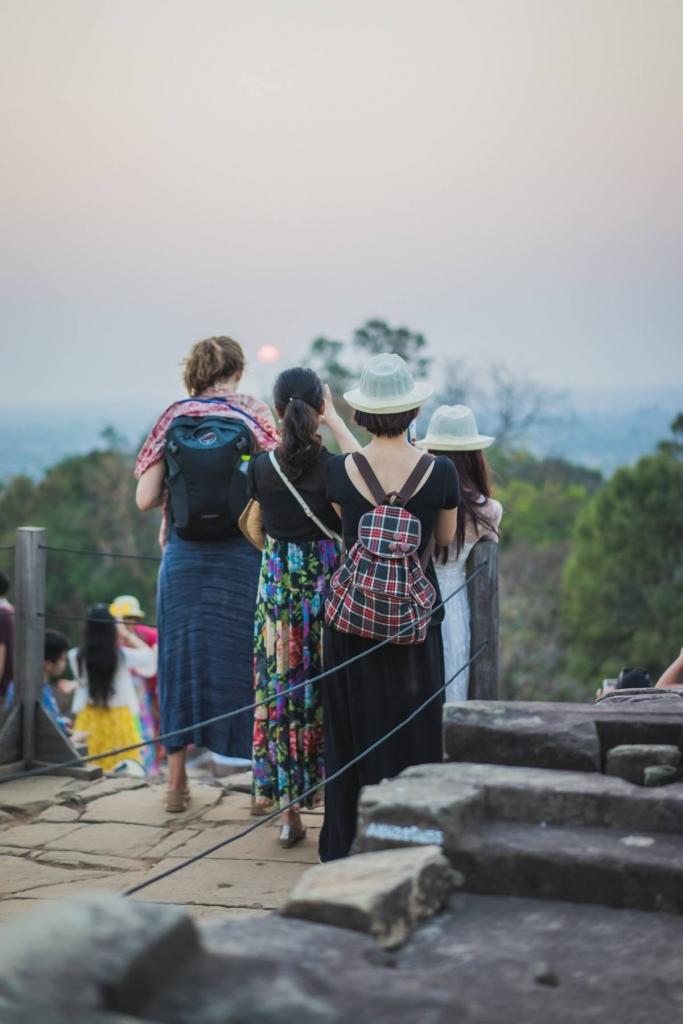 Angkor Wat foto's