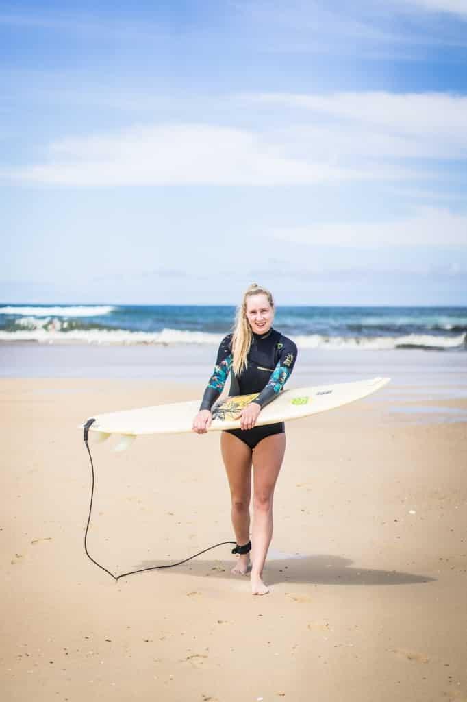 surfkamp frankrijk