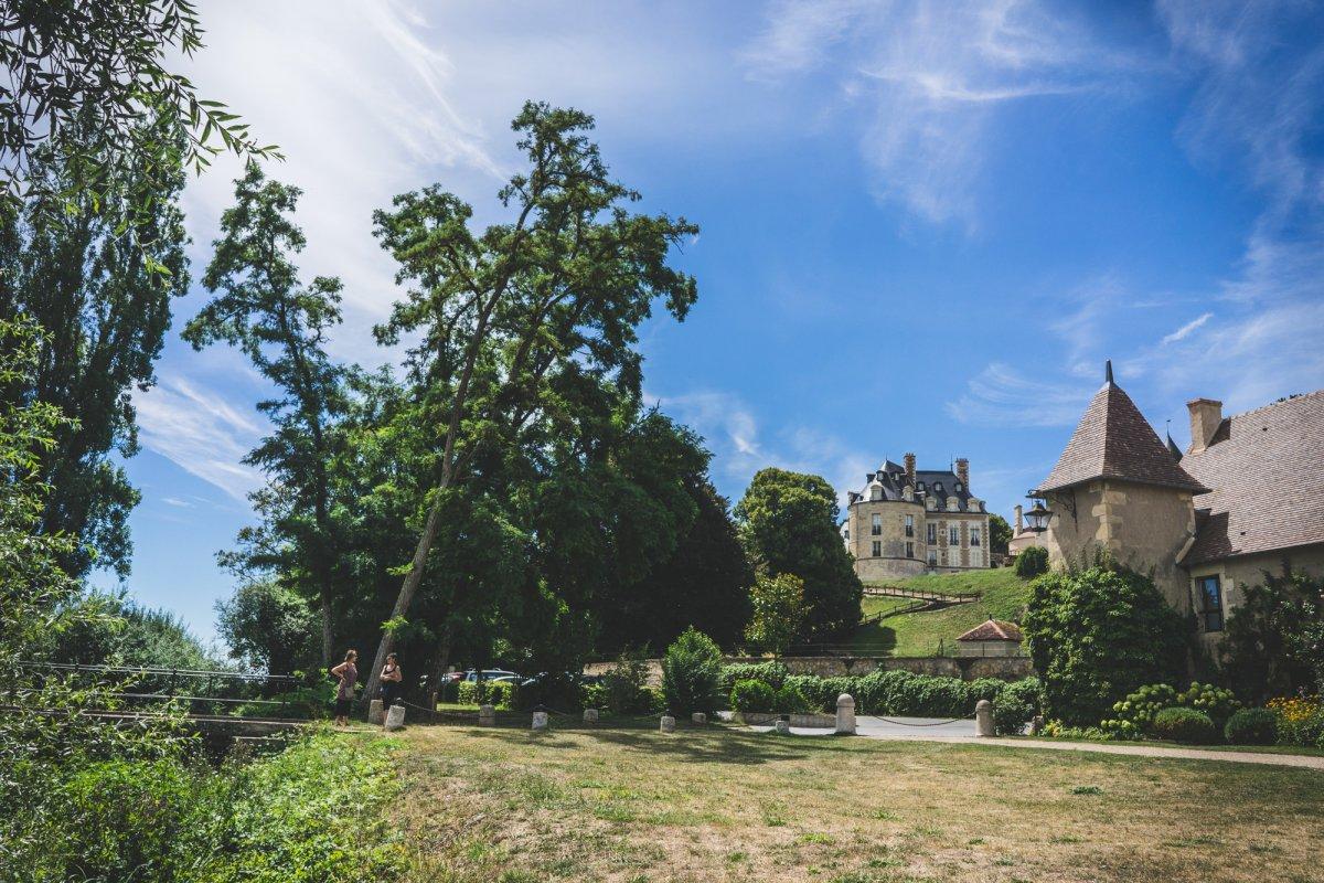 wildkamperen in frankrijk