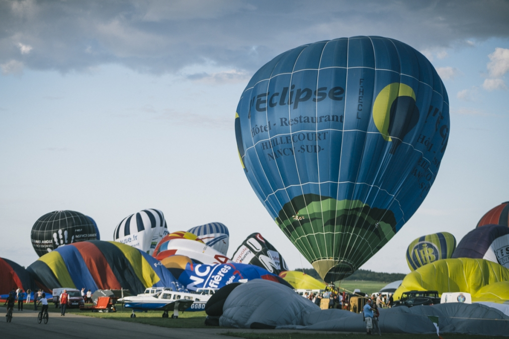 mondial air balloon festival