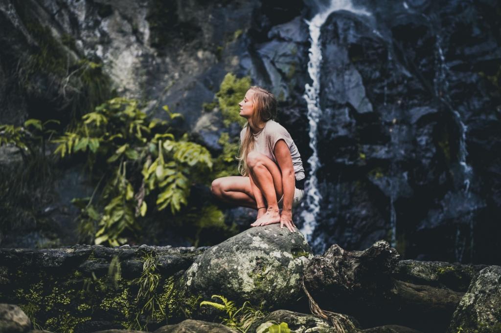 de beste watervallen van de azoren