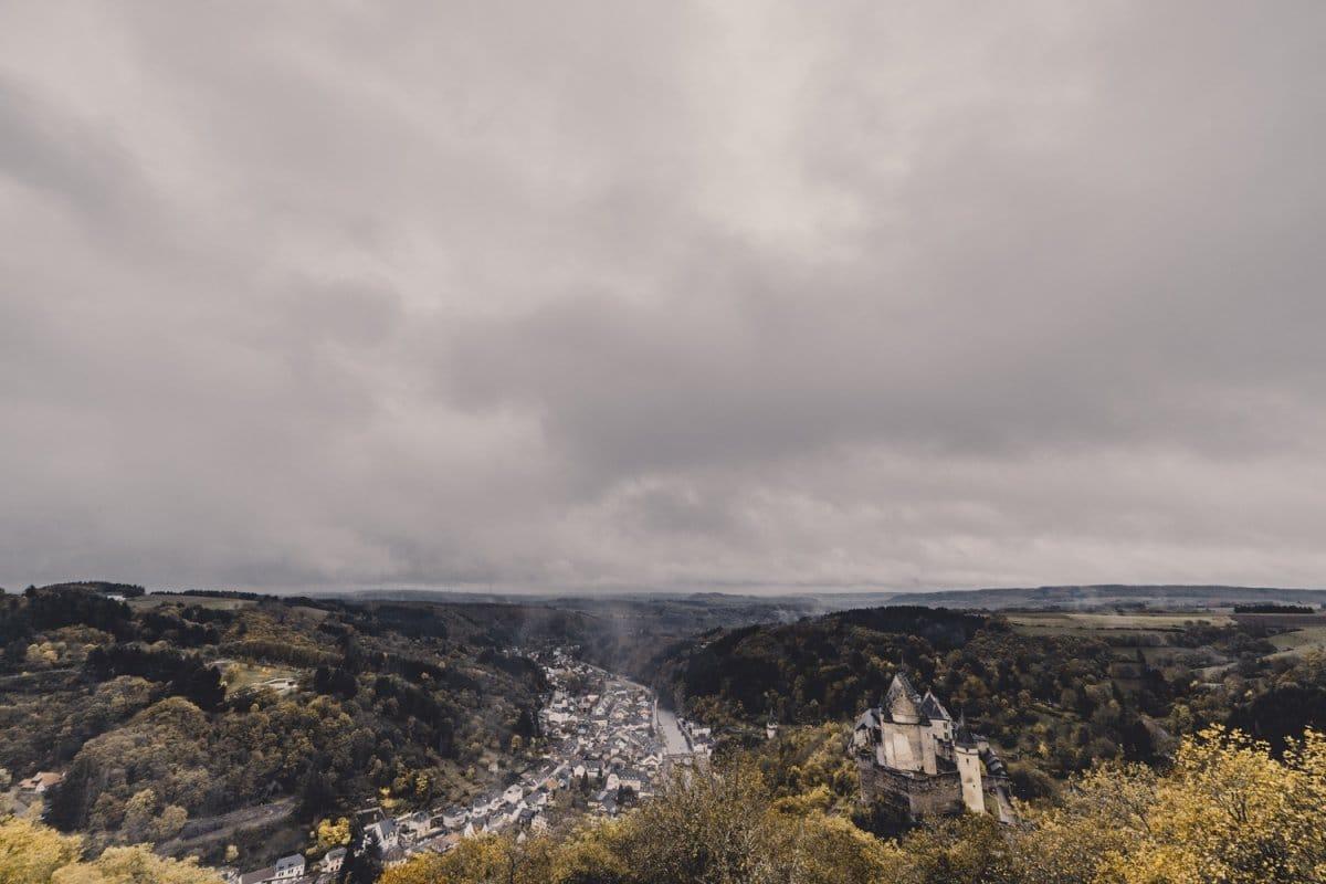 een roadtrip maken door luxemburg