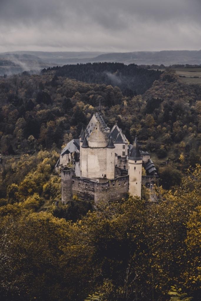 de kastelen van luxemburg