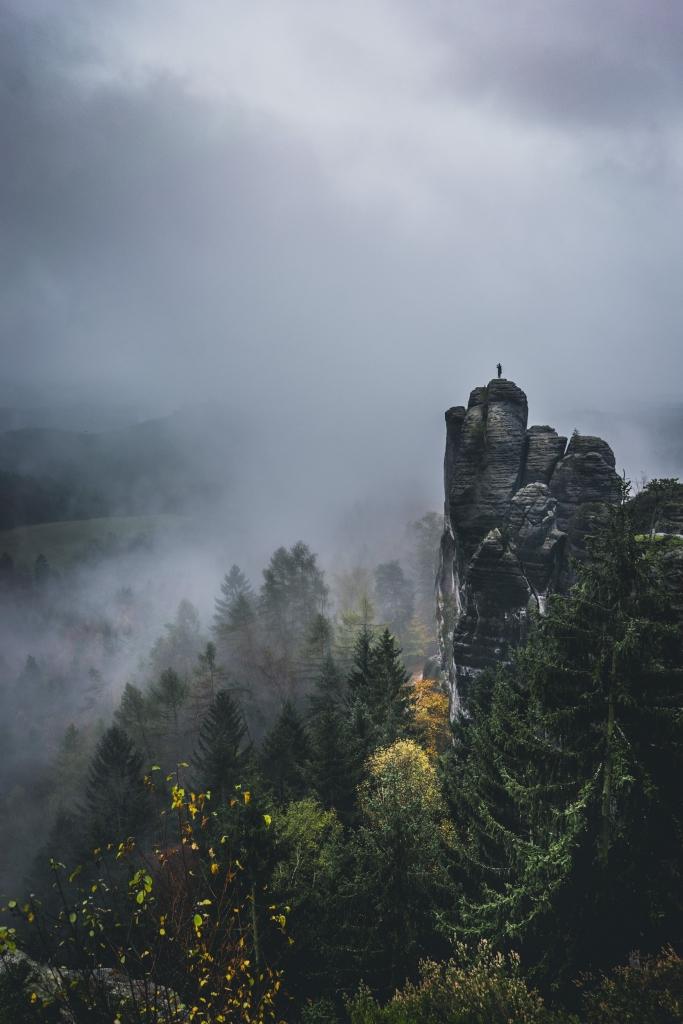 Bastei mooiste fotoplekken in Duitsland