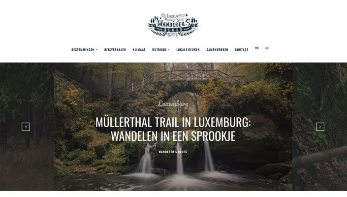 mooiste reisblogs uit belgie en nederland