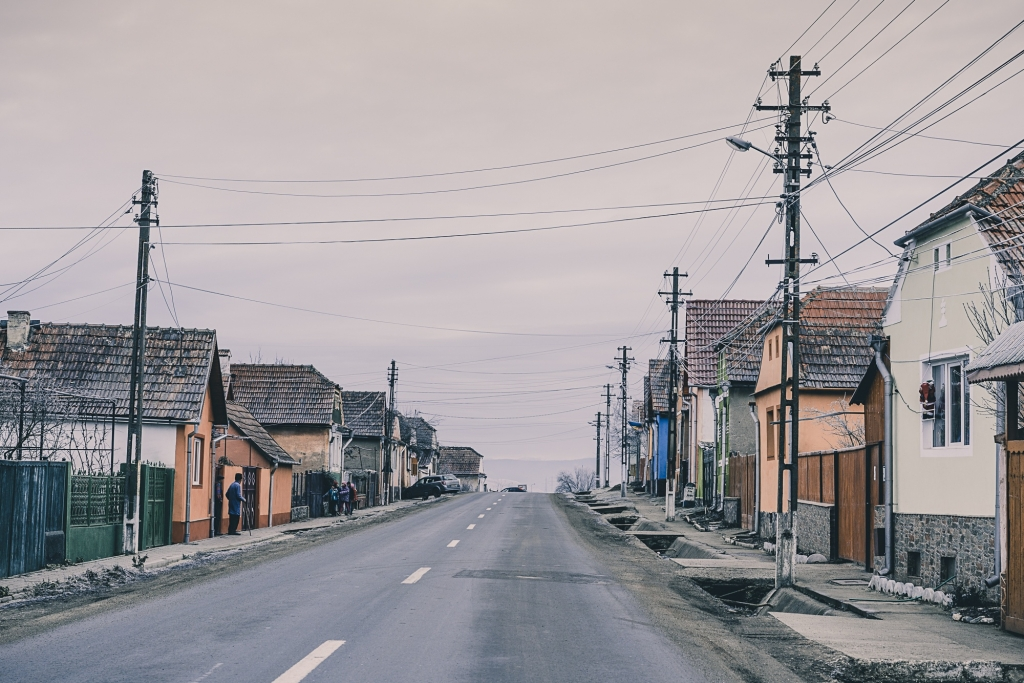 Transsylvanië in Roemenië