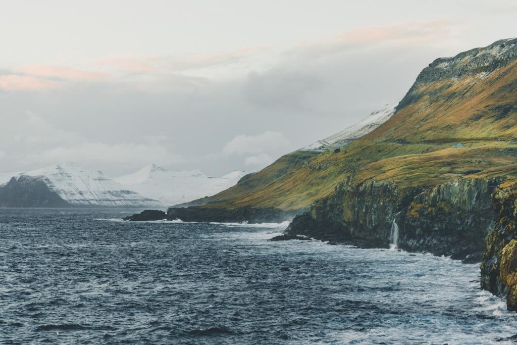 fotografie op Faeröer eilanden