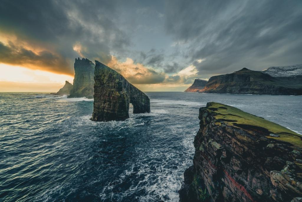 Faroer eilanden welke eilanden