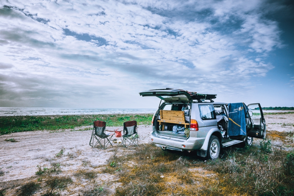 4x4 roadtrip maken in australie
