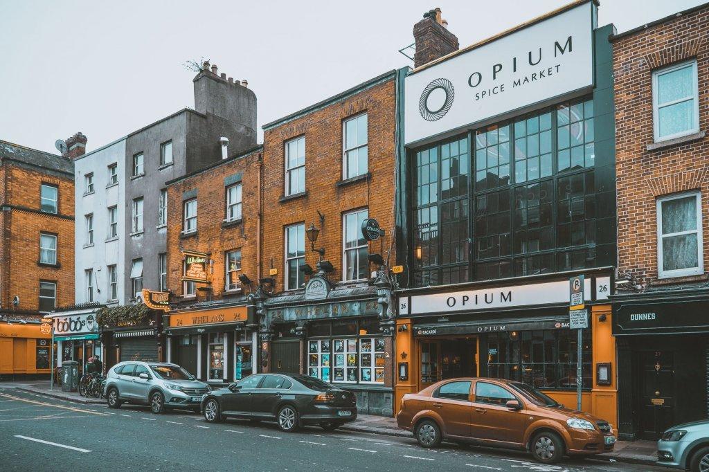 Column: 10 willekeurige tips over 10 willekeurige plekken in Dublin
