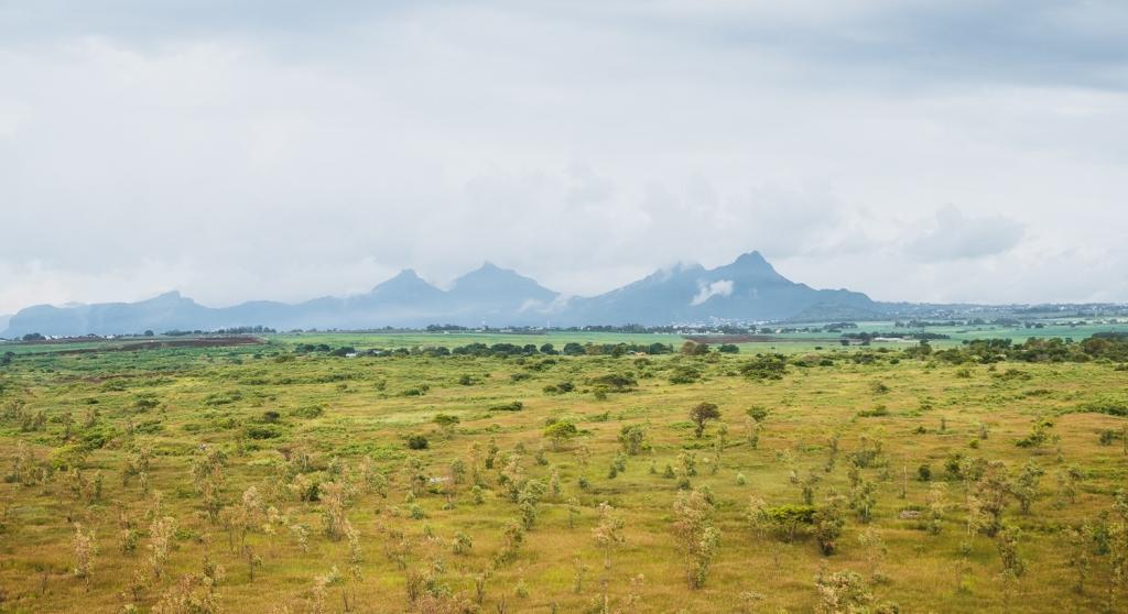 Mauritius uitzichten