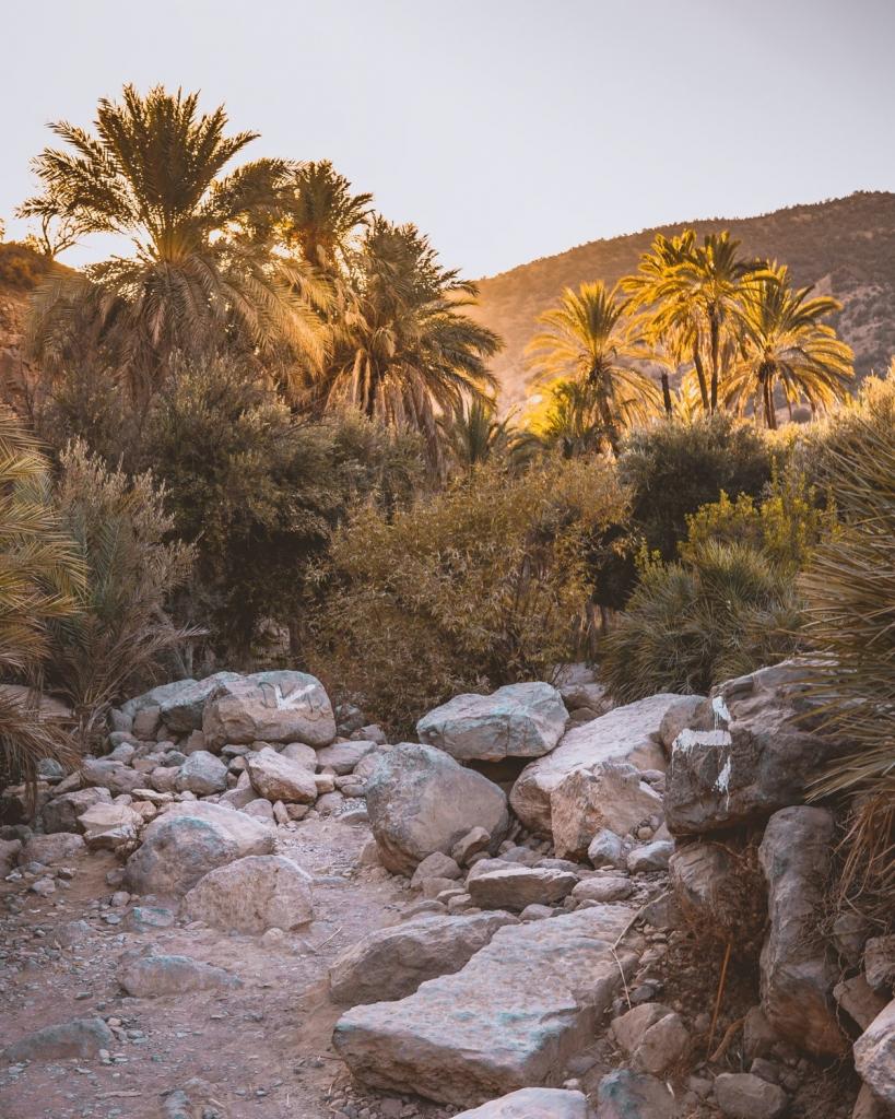 Marokko Vallee du Paradis