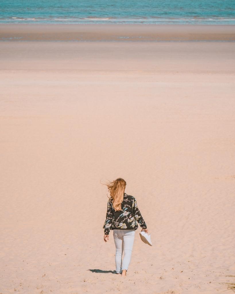 wandelen in Bredene