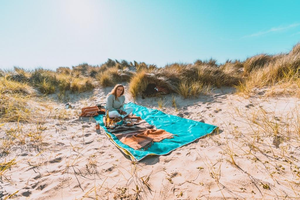 mooiste duinen van Belgische kust bredene