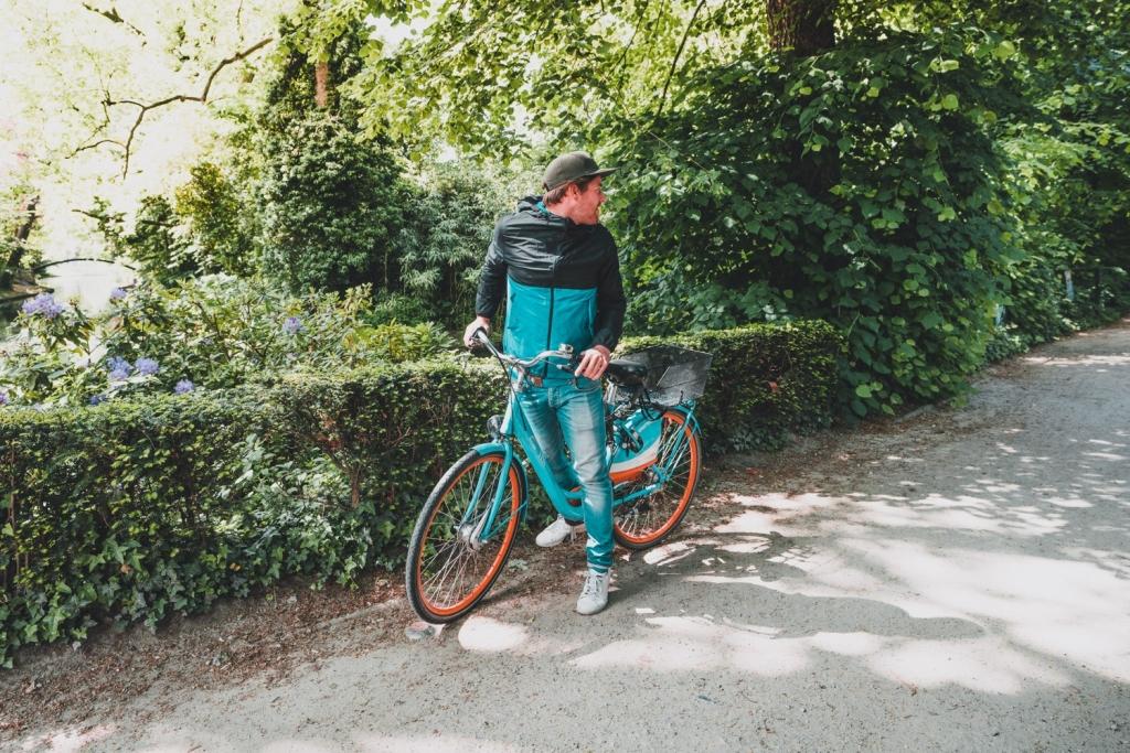 fietstocht maken in mechelen