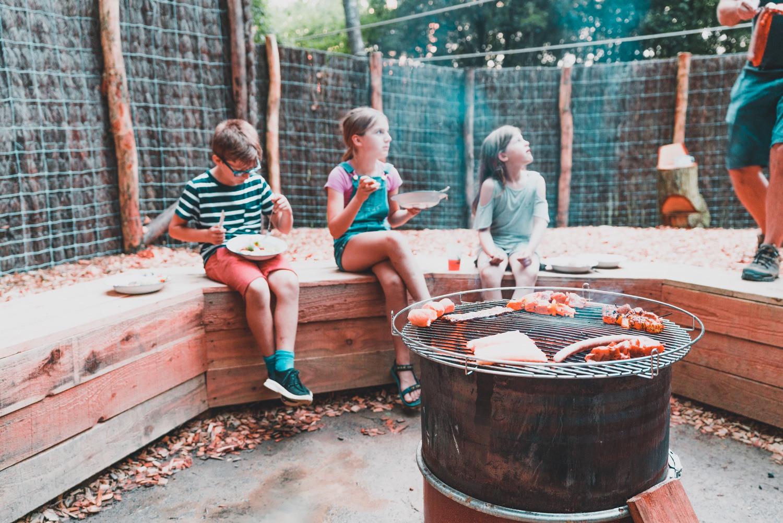 kamperen in belgie met kinderen