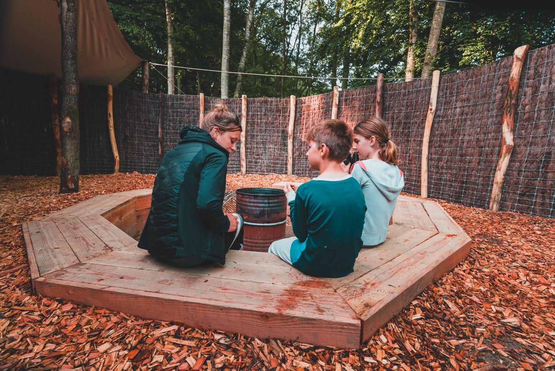 kamperen met kinderen