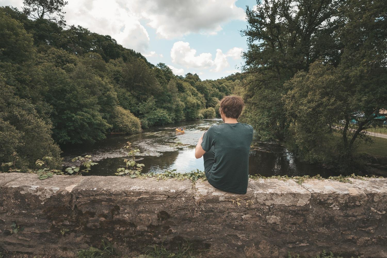 camping frankrijk rivier