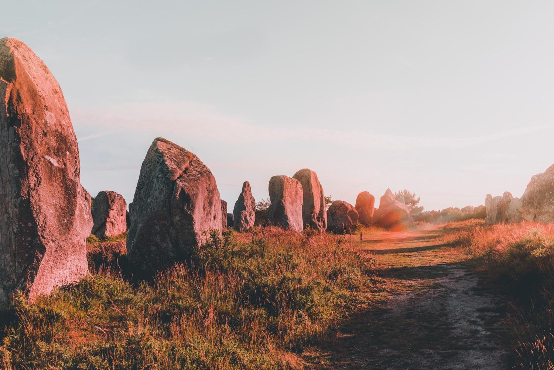 De Kelten achterna langs verloren stranden en magische menhirs in Frankrijk