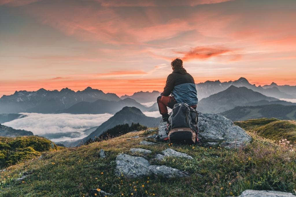 bergen in de zomer europa